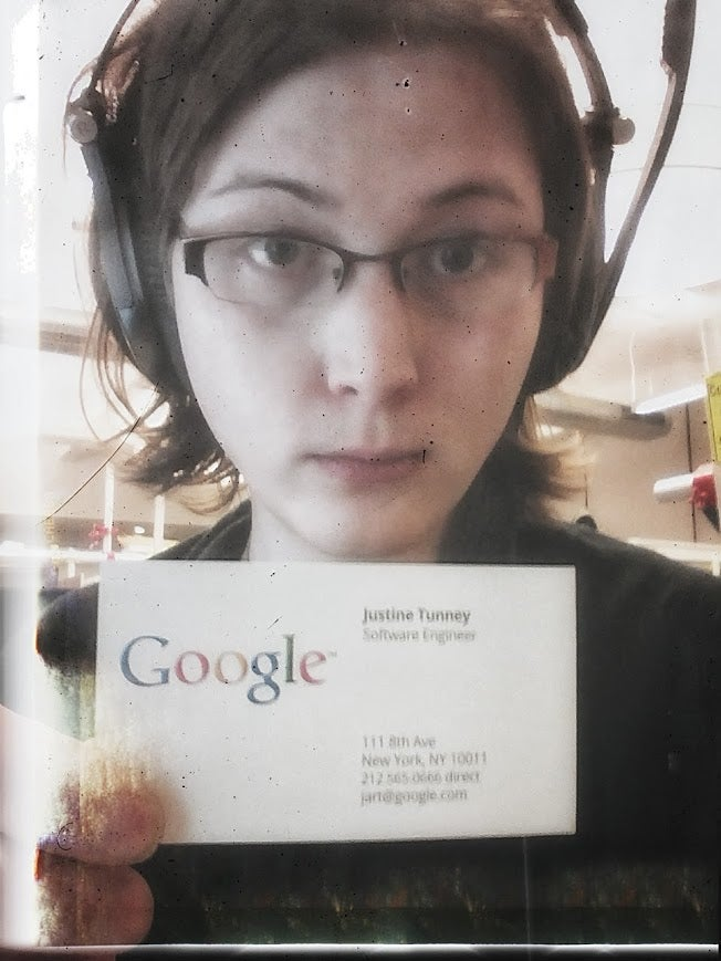 Why Does Google Employ a Pro-Slavery Lunatic?