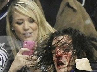 Pink Blackberry Cover Girl Is Not Jen Patterson, Jen Patterson Says