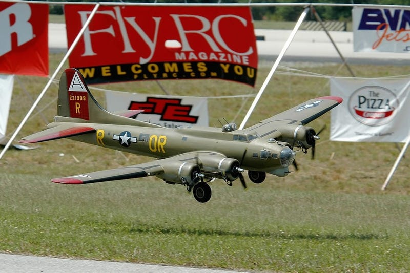Top Gun 2008: Biggest RC Airplane Competition in the World