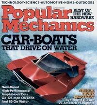 Detroit Auto Show: The Post Where We Make Fun Of Popular Mechanics