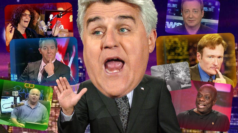 A Brief History of Jay Leno's Joke-Stealing