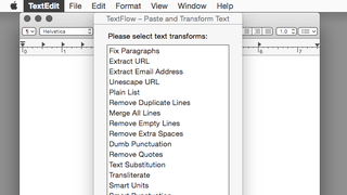 TextFlow Adds Tons of Text Formatting Options to OS X