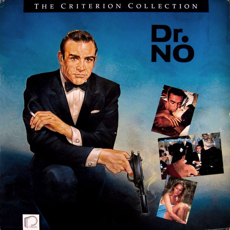 The Forbidden 007 Commentaries Are Now Free For Your Perusal