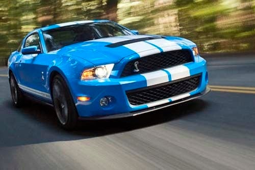 Ford Limits Shelby GT500 Production To 5,500 Units