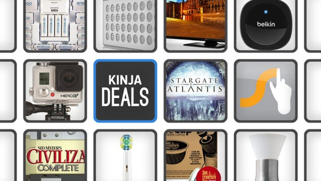 The Best Deals for August 22, 2014