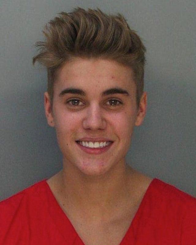 Here Is Justin Bieber's Mugshot and Alleged Arrest Video