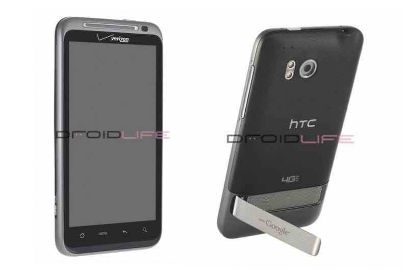 HTC Thunderbolt Coming to Verizon LTE?