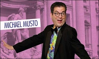 Guys, Michael Musto Needs a Hug