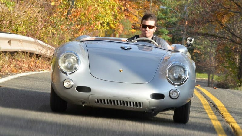 This $320,000 Replica Is So Accurate It's More Porsche Than A Porsche