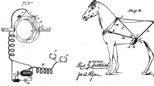 Can you guess what these terrifying 19th century inventions were used for?