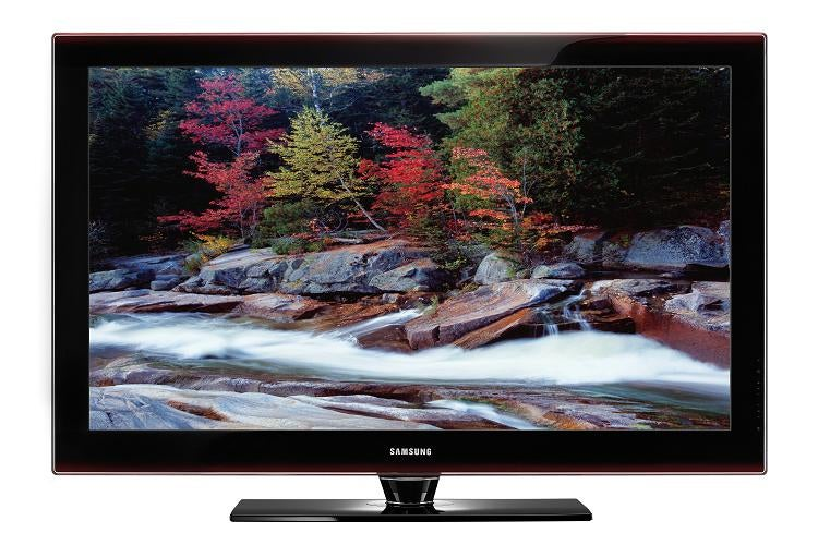 Samsung High End Plasma: Series 7 Getting Ethernet and Amber Tinged Frames