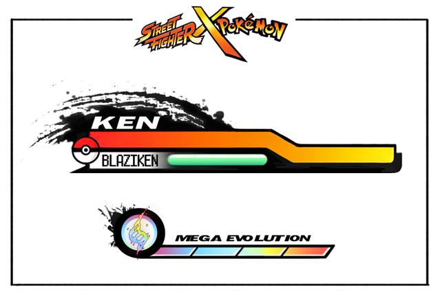 SF x PKMN Day 2! Ken x __________ !