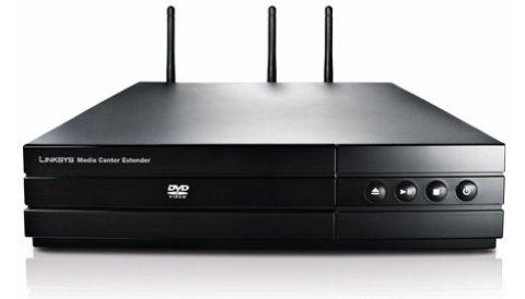 Linksys DMA 2200 Media Center Extender 2.0 Plus DVD Player