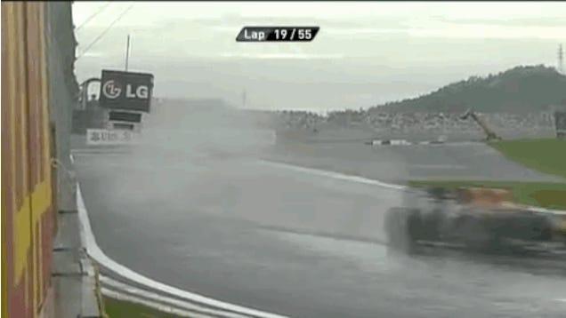 Így vesztette el Mark Webber az F1-et
