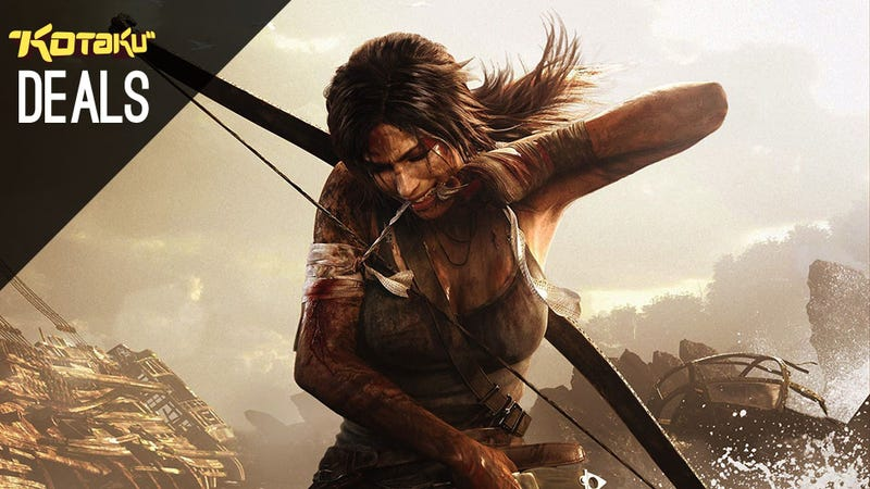 Tomb Raider: Definitive, New Humble Bundle, LIVE Gold [Deals]