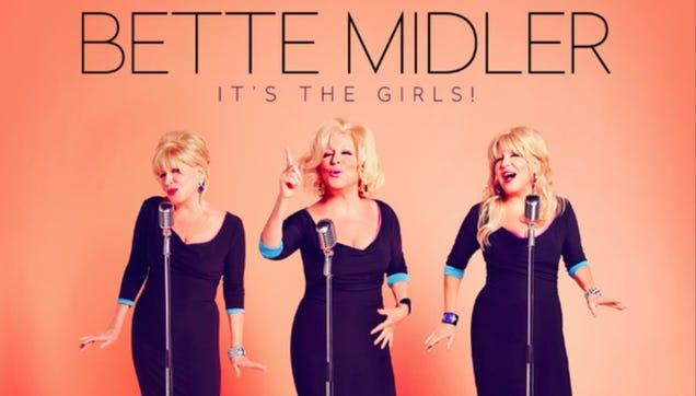 Bette Midler albums
