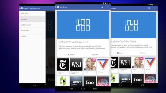 Google Play Newsstand Unifies Magazines, Newspapers, and RSS into One