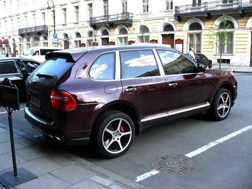 Boy, 13, Kills Father While Parking Porsche Cayenne