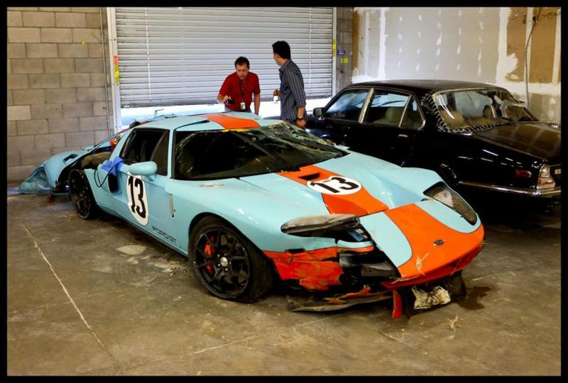 How A Tuner Totaled A $200,000 Ford GT
