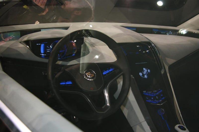 Cadillac Converj Concept: A Volt For Cadillac
