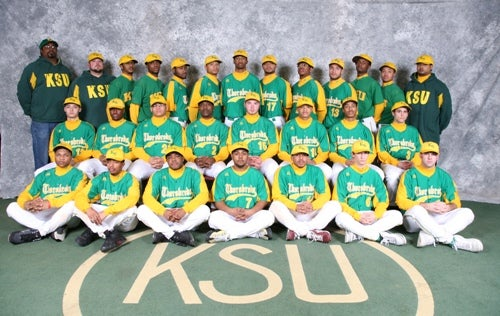 Kentucky State Baseball Had A Rough Afternoon