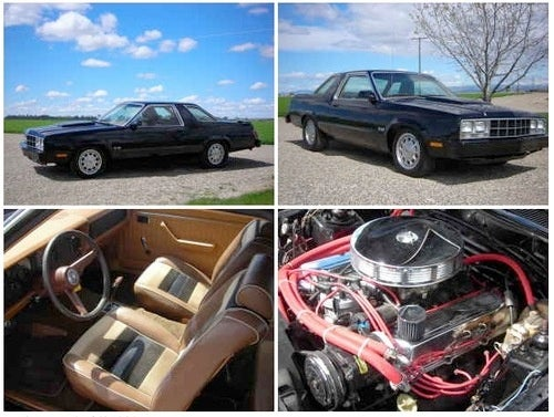 For $12,000, This Fairmont is Black to the Futura