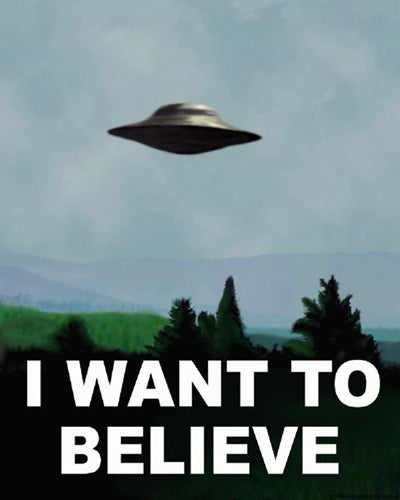 X-Files (and Everyone Else), Embrace Your SF Cred