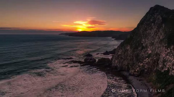 Timelapses of New Zealand Are Stunning Science