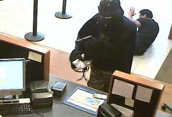Darth Vader Robbed A Bank