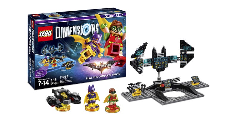 Lego Movie BatmanMeets Knight Rider In Lego Dimensions Next Year