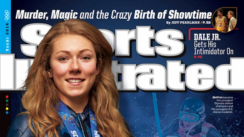 Sports Illustrated to Feature Fully Clothed Woman on Cover