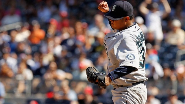 Felix Hernandez, The Big-Game Pitcher Who's Never Pitched In A Big Game