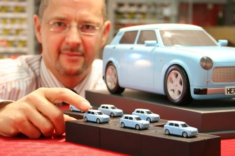 Germans Looking To Build A New Trabant, We Pack Our Bags