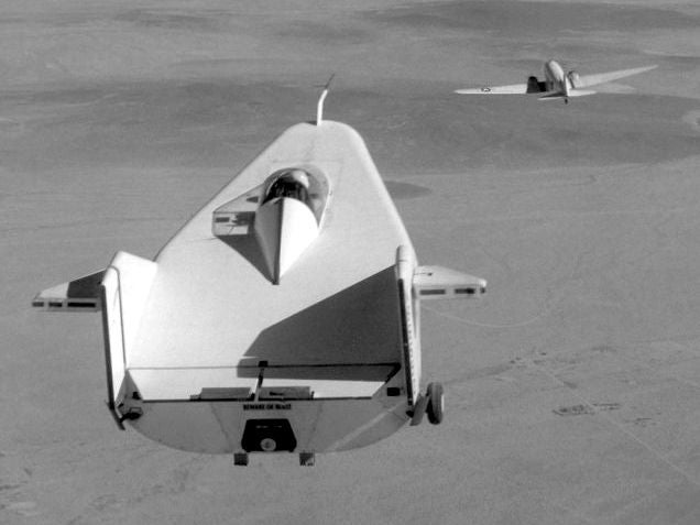 NASA and the Six Million Dollar Man