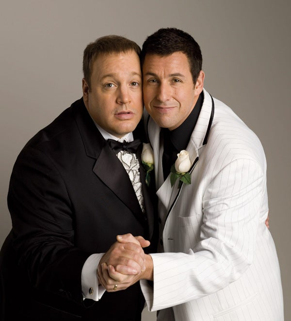 Adam Sandler and Kevin James Are Comedy Geniuses