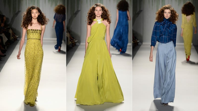 Jenny Packham, for the Hopeless Romantic Silver Screen Ingenue in You