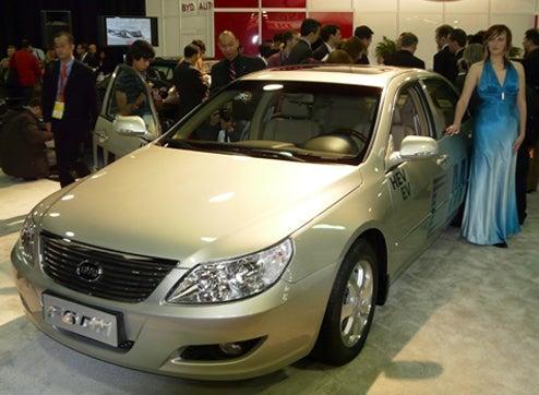 BYD F6 Hybrid