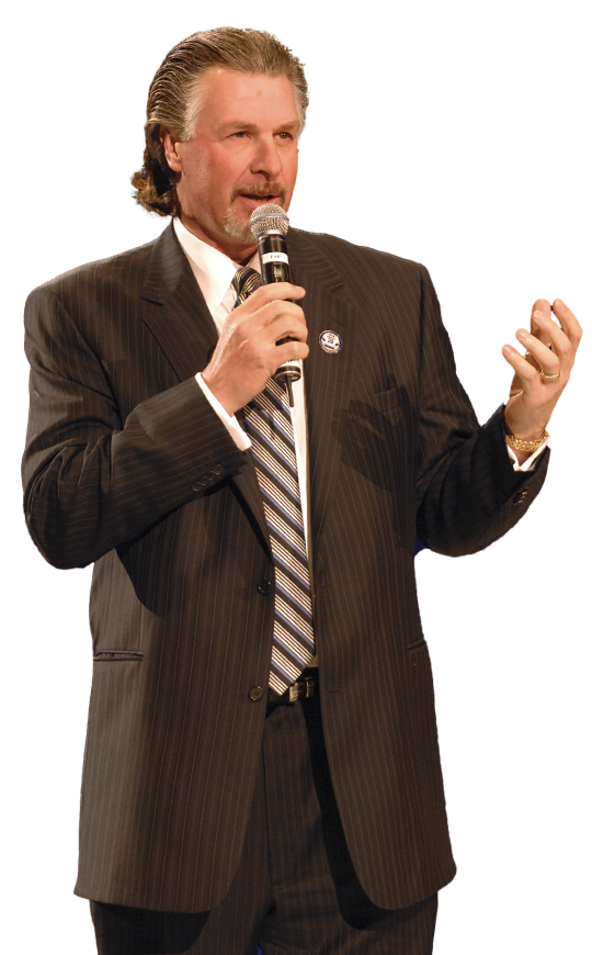 Photoshop Contest: Help Us Find Barry Melrose