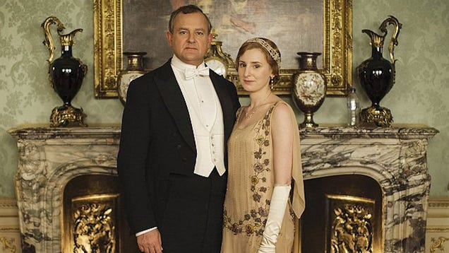 Downton Abbey Forgot Water Bottles Didn't Exist in 1924