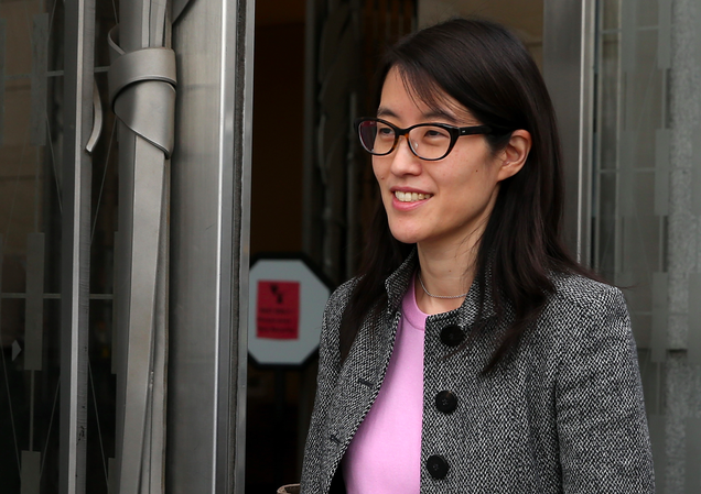 Ellen Pao Loses 3 of 4 Claims in Blockbuster Gender Discrimination Suit
