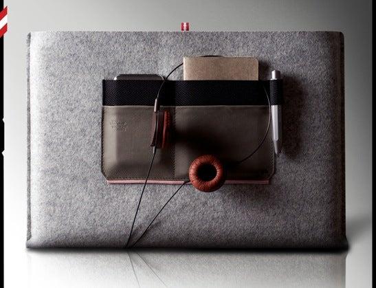 Hard Graft's U MacBook Sleeve Has Actual Style