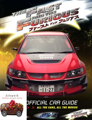 The Jalopnik Holiday Re-Gift Guide: Fast and the Furious Merchandise