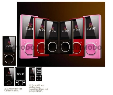 Rumor: Zune 2 Launches Tomorrow