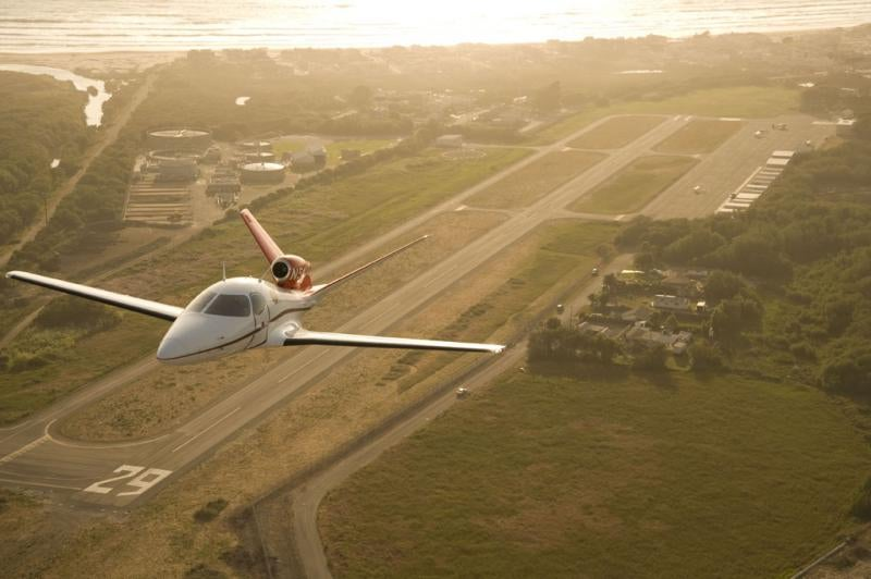 Eclipse 400 Personal Airplane Is True Sports Skycar