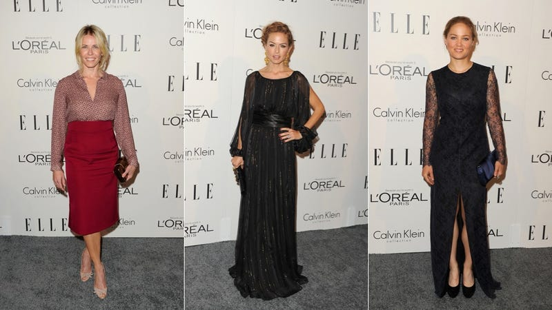 Hollywood's Top Ladies Dress Up For One Another