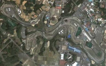 Forza 3 Races Through Japan