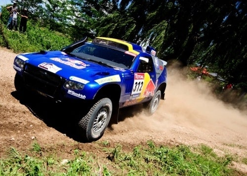 Hello 98 Minutes Of Dakar Rally Footage, Goodbye Afternoon