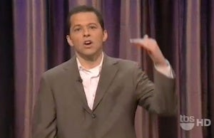 Jon Cryer Responds to Charlie Sheen's Insults on Conan