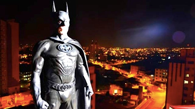 Brazilian police recruit Batman to lower city's crime rate