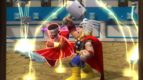 It's Like Lego Star Wars, But With Marvel Heroes And The Infinity Gauntlet